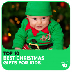 Top 10 Best Christmas Gifts for Kids (Updated 2019)