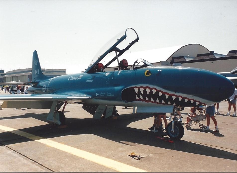 T-33 Jet Trainer