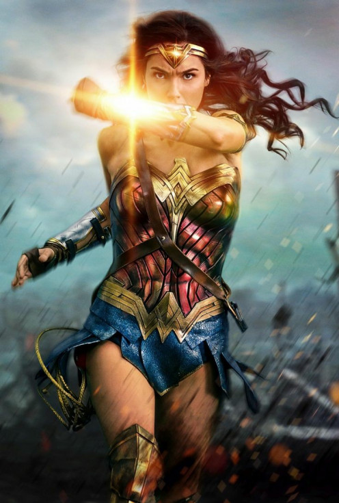 Wonder Woman(2017) directed by Patty Jenkins and starring Gal Gadot
