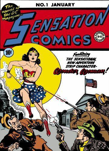 Origin of Wonder Woman