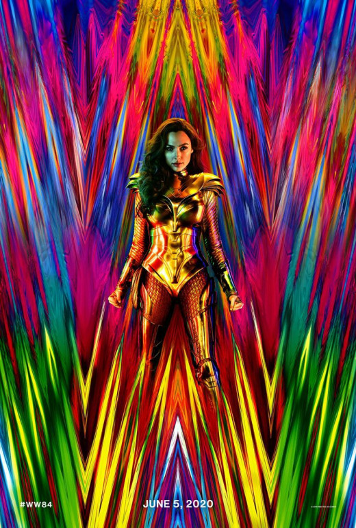 Wonder Woman 1984 is set to release on June 2020
