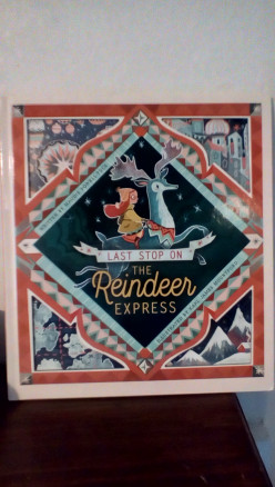 Reindeer Magic From a Christmas Market in Charming Story and Picture Book