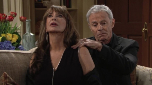 Jill believes Colin is behind trying to take Devon's inheritance from Katherine.