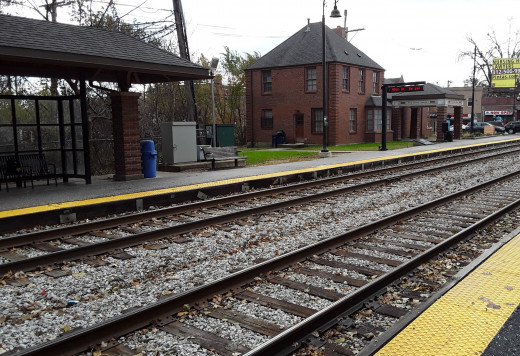 95th St Beverly stop, Rock Island line