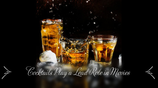 Hollywood entertained the idea of drinking alcoholic drinks during prohibition.