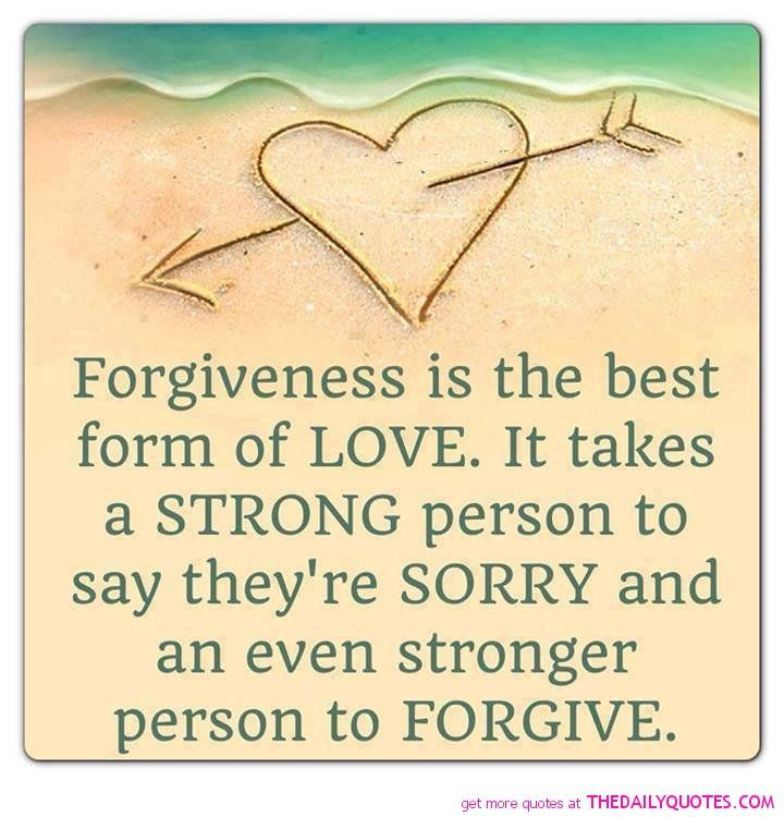 Me thank poems you for forgiving Dear God,