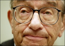 Subprime Mortgage Crisis Enabled by Alan Greenspan