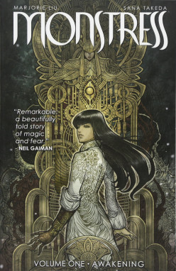 Monstress: A Fantastical Bloody Tale with Cat Lectures