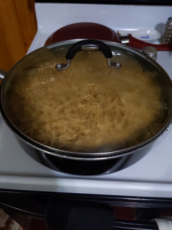 Chow Mein - One Pan on Stovetop