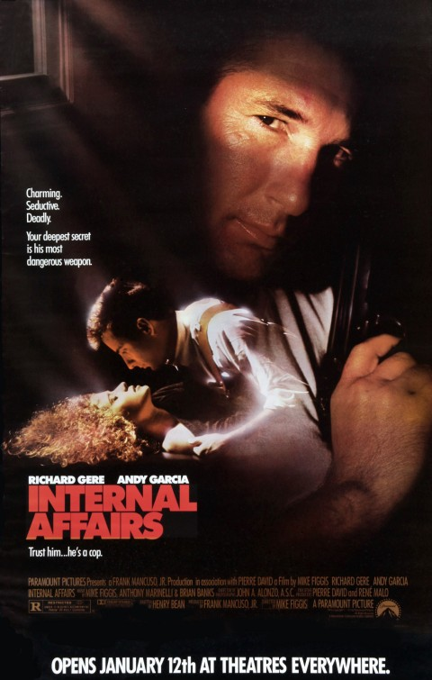 Internal Affairs Poster