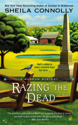 Book Review: Razing the Dead by Sheila Connolly