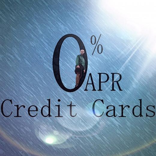 0% APR Credit Cards