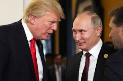 Putin and Trump: Collusion on Ukrainian Aid?