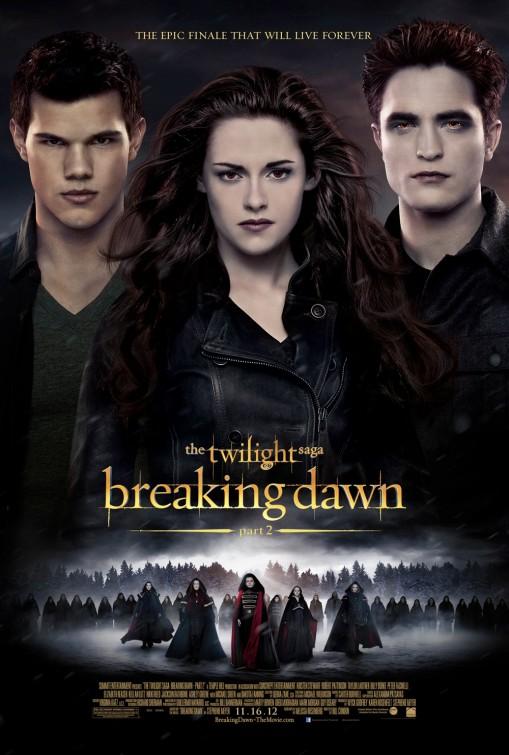 The Twilight Saga: Breaking Dawn Part II Poster