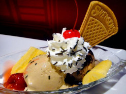 Sample delicious Swensen's ice cream sundaes during any visit to Singapore!