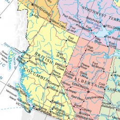 Travelling and Visiting in Canada - The Province of British Columbia