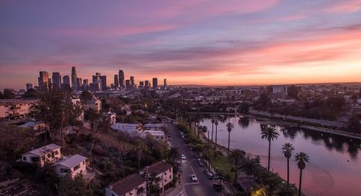 Los Angeles circa 2019