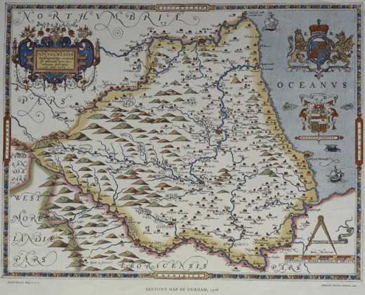 The county of Durham in Tudor times