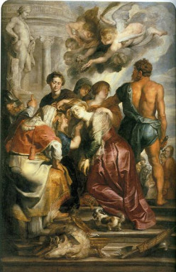 The Martyrdoms of Rubens