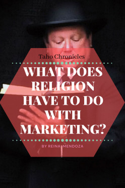 What Does Religion Have To Do With Marketing?