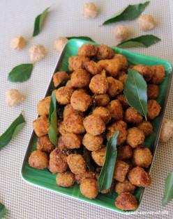 Soya Chunks Easy Fry Recipe.