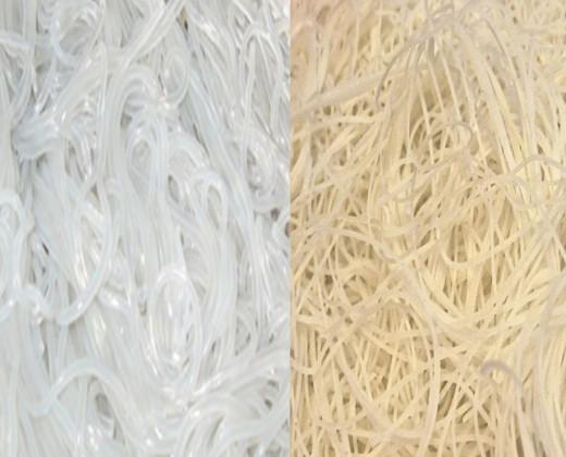 Difference between sohun and bihun
