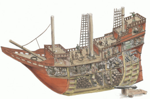 102 passengers lived on the Mayflower