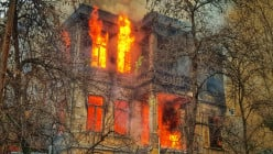 Practical Tips on How to Deal With Smoke Damage After a Fire
