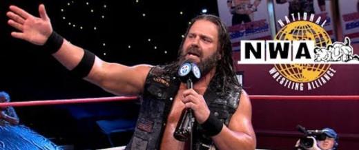James Storm Image Courtesy Of The National Wrestling Alliance