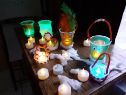 Christmas Mini Light Decorations