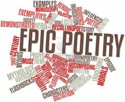 Classical, Neo-classical and Romantic Poetry: Themes, Content and Settings of Epic