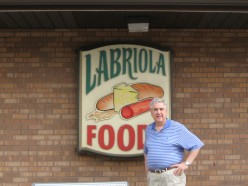 Bear N Mom Review of Labriola Food Stores