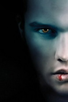 "This is the book cover of ""Vampire Diaries!"" THis is Stephan Salvatore. Love the guy!"