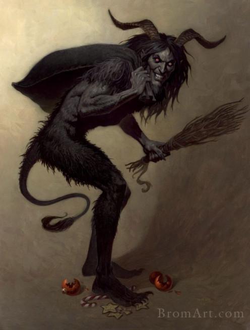 Krampus: St. Nick's Malicious Counterpart