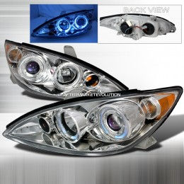 Projector headlights for Toyota Camry