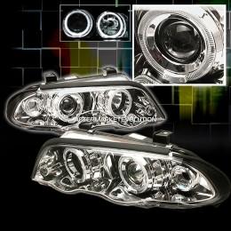 Projector headlights for BMW E46 328I / 325I