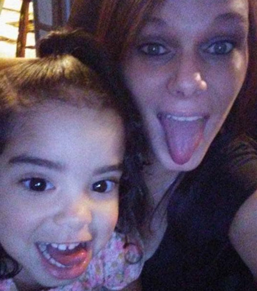 Prior to her disappearance on May 19, 2019, Jessica Ashmore is with her 5-year-old daughter.