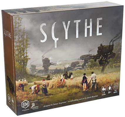 Scythe game box
