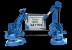 True or False: Personal Finance