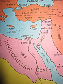 The Second Turkish State Established in Egypt.