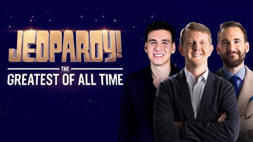 Three Top Winners on Jeopardy!