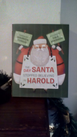 Santa and Believing in Hilarious Christmas Picture Book for the Season