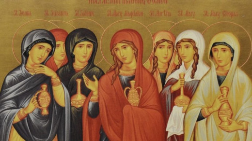 Ancient Holy Women