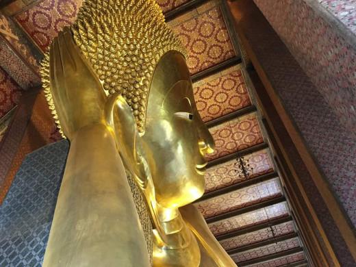 Lying Emerald Buddha