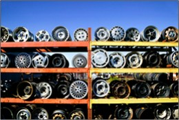 Michigan Junk Yards Tire Mags