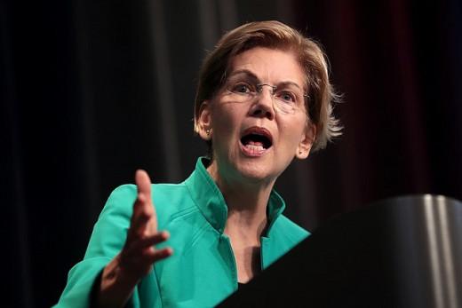 Elizabeth Warren, Candidate for Democratic Nomination for US President