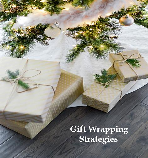 What giftwrapping games does your family play? Tell all in the comments section.