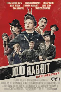 War In The Betzler Residence: Jojo Rabbit