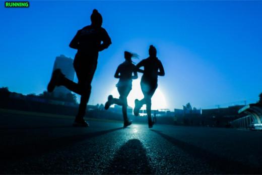 Running Has Immense Benefits