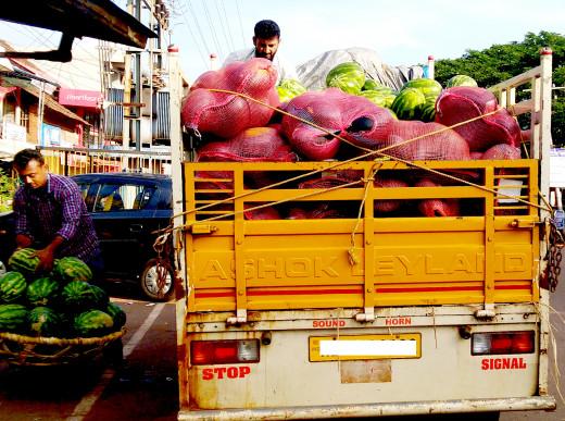 Watermelon for festivals
